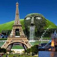 Paris - Amsterdam - Germany - Switzerland