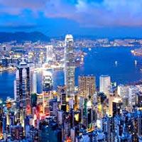 Shenzhen - Hong Kong - Macau