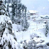 Kasauli - Shimla - Manali - Dharamsala - Khajjiar - Dalhousie