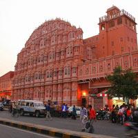 Delhi - Agra - Ranthambore - Jaipur