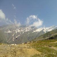 Amritsar - Jalandhar - Pathankot - Dalhousie - Dharamshala - Kullu - Manali - Manikaran - Shimla - Chandigarh