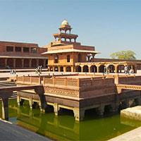New Delhi - Jaipur - Agra - Gwalior - Jhansi - Orchha - Khajuraho
