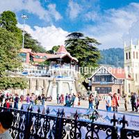 Chandigarh - Jammu - Katra - Chamba - Bharmour - Khajjiar - Dalhousie - Dharamshala - Palampur - Manali - Shimla