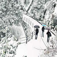 Mumbai - Chandigarh - Shimla - Manikaran - Manali - Dharamshala - Dalhousie - Khajjiar - Pathankot