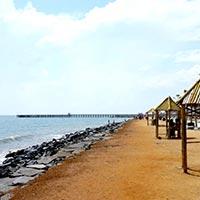 Chennai - Mahabalipuram - Kanchipuram - Pondicherry - Trichy - Madura