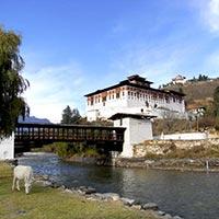 Thimpu - Paro