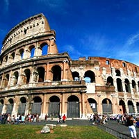 Rome - Florence - Florence - Paris