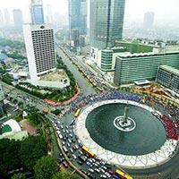Jakarta - Punchak - Bandung