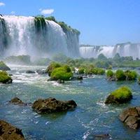 Iguazu Falls - Argentina Side