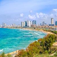 Tel Aviv - Jerusalem - Dead Sea