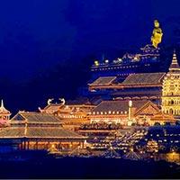 Singapore - Kuala Lumpur - Superstar Libra Cruise - Penang - Genting Highlands