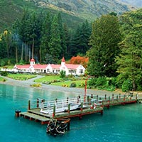Queenstown - Christchurch - Rotorua - Bay Of Islands - Auckland