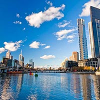 Melbourne - Tangalooma - Gold Coast - Cairns - Sydney