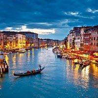 Munich - Venice - Pisa - Rome - Milan - Lucerne - Paris - Disneyland - Eiffel Tower