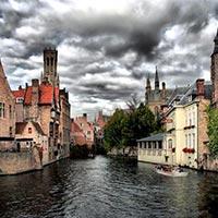 Brussels - Ghent - Bruges - Antwerp