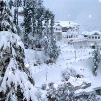 Haridwar - Rishikesh - Dehradun - Mussoorie