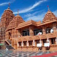 Bhubaneswar - Baliguda - Rayagada - Jeypore - Taptapani - Puri - Delhi