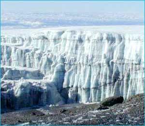 Peak & Glaciers