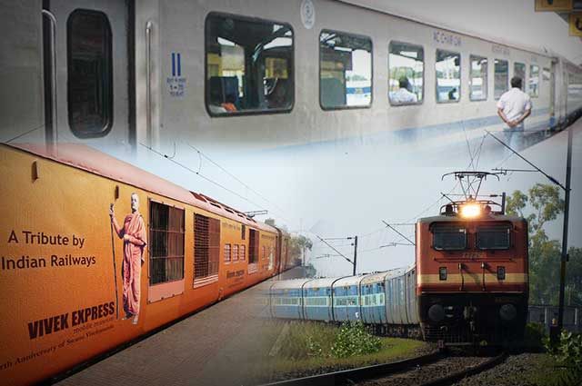 10 Longest Rail Routes In India