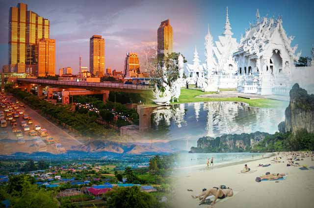 10 Places To Visit In Thailand Tourist Attractions In