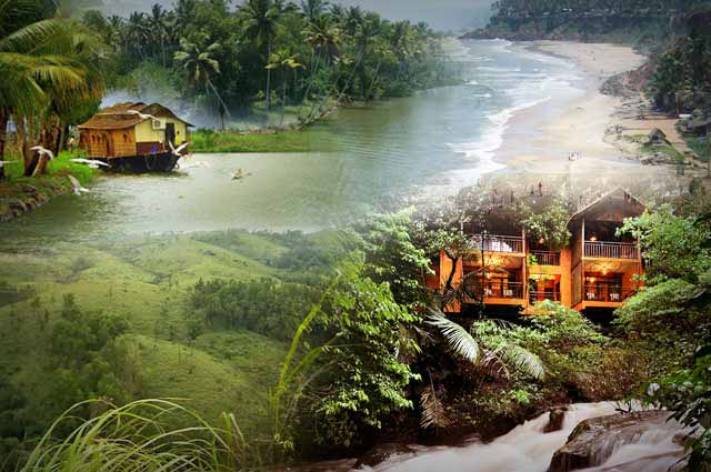 10 Most Romantic Honeymoon Places in Kerala