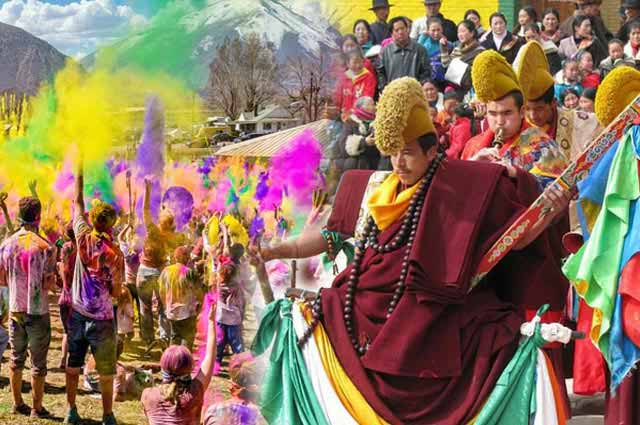 11 Most Famous Festivals Of India