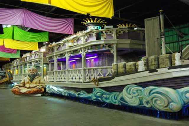 New Orleans, USA is one of the favourite musical honeymoon destination in world