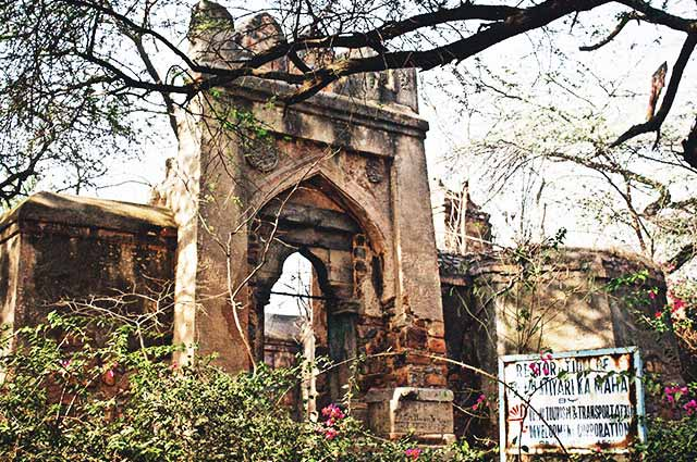 Haunted Places In Delhi Most Haunted Places To Visit In Delhi - 33 stunning haunting places world