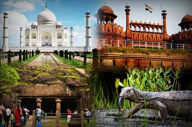 26 Most Stunning World Heritage Sites In India