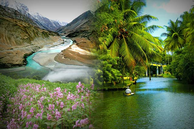 Monsoon Trip Destination in India
