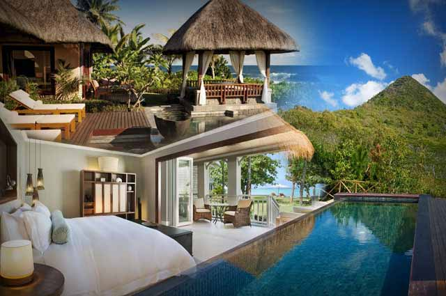 9 Beauteous Honeymoon Beach Resorts In Mauritius