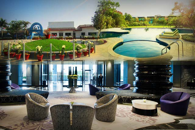 9 Luxury Resorts in Gurgaon