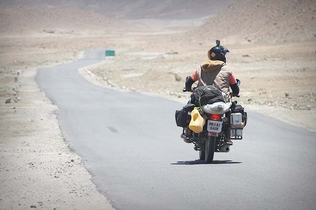 About Leh Ladakh Bike Trip