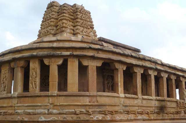 Aihole is one of the most visited place in Karnataka