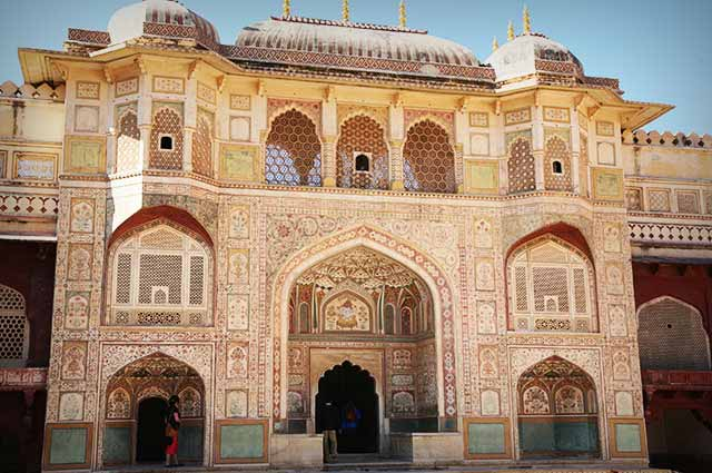 Amer Fort is the most popular Place in Jaipur