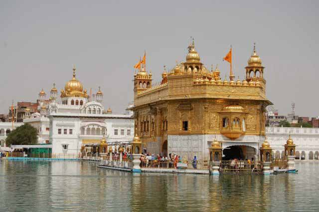 Amritsar is most popular places to visit in Punjab