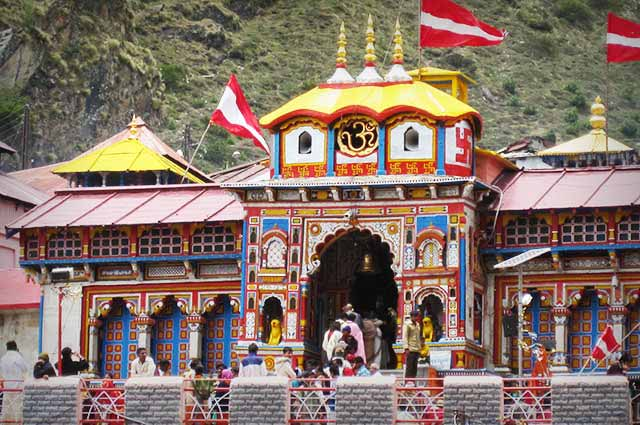 Badrinath Temple  is one the famous temple in India