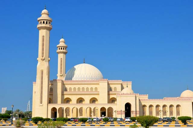Bahrain - visa free and visa on arrival countries for indians