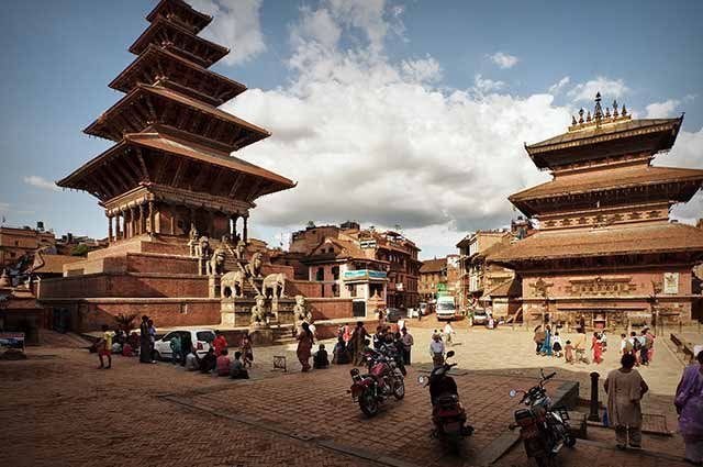 Bhaktapur is well known places in Nepal