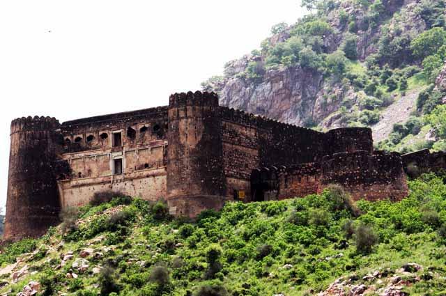 Bhangarh Fort  Ajabgarh, Alwar, Rajasthan