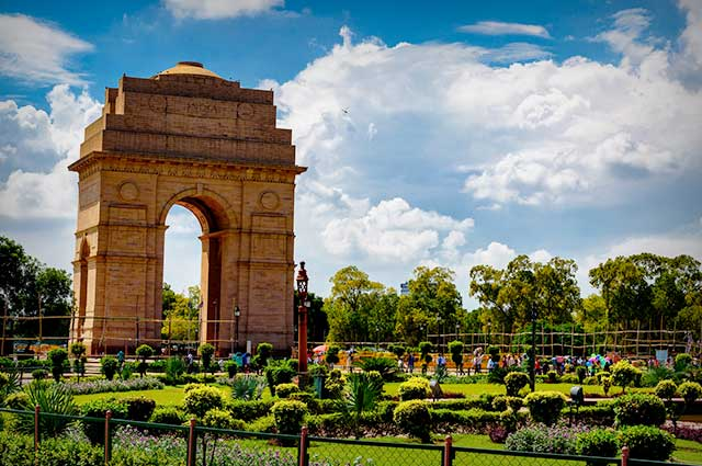 Brief History of India Gate