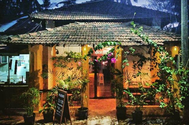 Cafe Chocolatti In  Goa