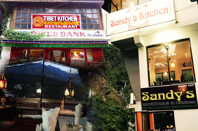 Checking Out Some Of The Best Cafes and Food Joints in Dharamshala