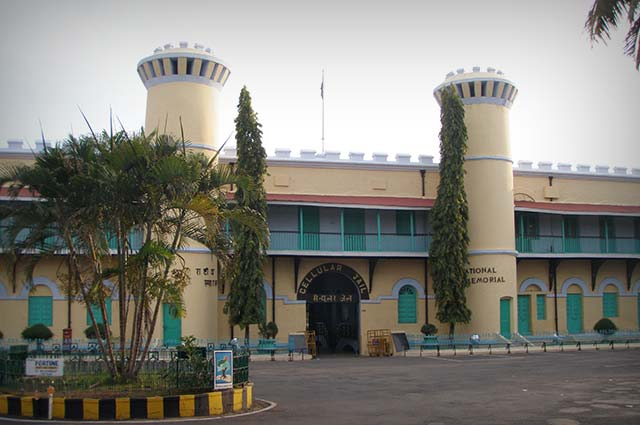 Cellular Jail is a present-day museum and one of the famous tourist destinations in Port Blair