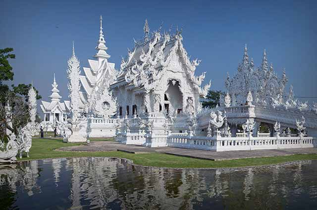 Chiang Rai is most popular tourist spot in Thailand
