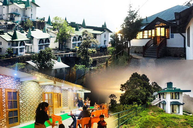 Cozy Cottages In Mussoorie For An Unbeatable Delight This 2021