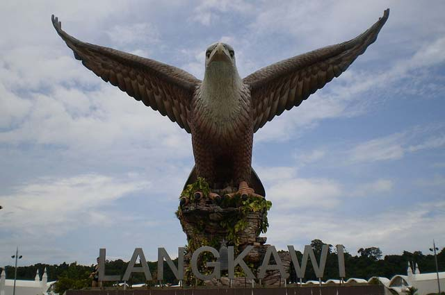 Dataran Lang is one of the top tourist places to visit in Langkawi