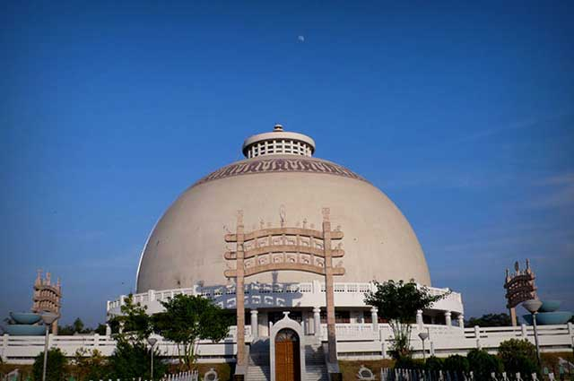 Deekshabhoomi is one of the famous tourist spot in Nagpur