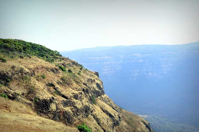 Elephant's Head Point is one of the famous tourist spot in Mahabaleshwar