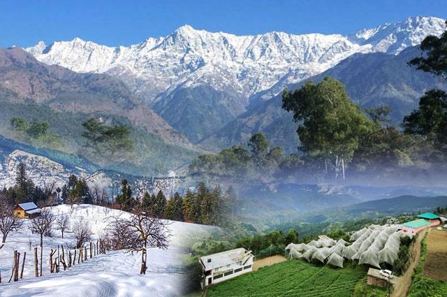 Enchanting Hill Stations Near Shimla For A Perfect Vacation
